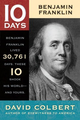 Benjamin Franklin - eBook  -     By: David Colbert