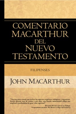 2 Corintios: MacArthur New Testament Commentary: Philippians - eBook  -     By: John MacArthur