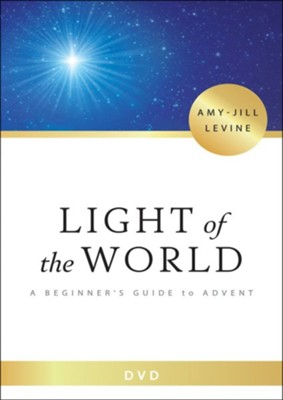 Light of the World: A Beginner's Guide to Advent, DVD  -     By: Amy-Jill Levine