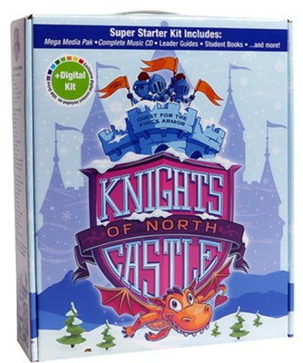 Knights of North Castle Super Starter Kit with Digital Edition - Cokesbury VBS 2020  -