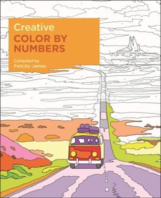 Creative Color by Numbers  -     By: James Felicity
