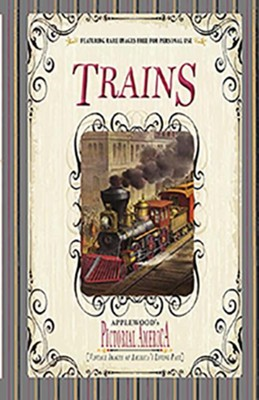 Trains (Pictorial America)  -
