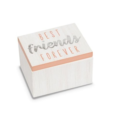 Best Friends Forever, Keepsake Box  -