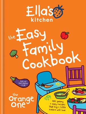 Ella's Kitchen: The Easy Family Cookbook / Digital original - eBook  -