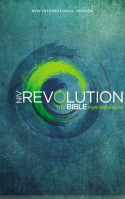 NIV, Revolution Bible, eBook: The Bible for Teen Guys / Special edition - eBook  -     Edited By: Christopher D. Hudson