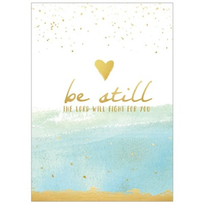 Be Still Bible Companion Journal  -     By: Amylee Weeks