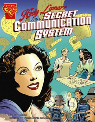 Hedy Lamarr and a Secret Communication System  -