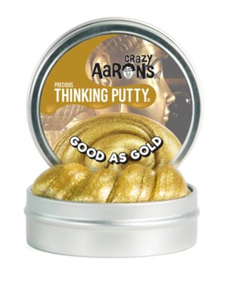 Good as Gold Thinking Putty  -
