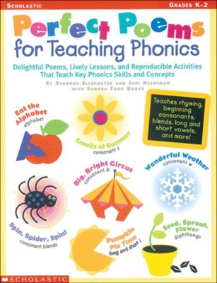 Perfect Poems For Teaching Phonics  -