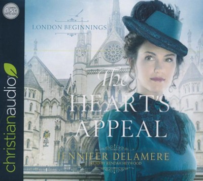 The Heart's Appeal: unabridged audiobook on CD  -     By: Jennifer Delamere