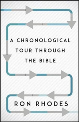 A Chronological Tour Through the Bible - unabridged audiobook on CD  -     By: Ron Rhodes