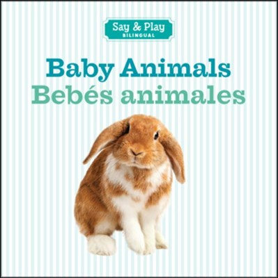 Bebes Animales  -     By: Sterling Publishing Co. Inc.