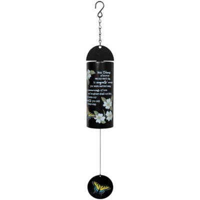 Angels' Arms Cylinder Sonnet Chime  -