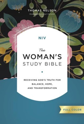 NIV, The Woman's Study Bible, Full-Color, Ebook: Receiving God's Truth for Balance, Hope, and Transformation - eBook  -     Edited By: Dorothy Kelley Patterson, Rhonda Harrington Kelley