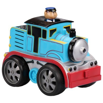 Pull Back Vehicle with Moving Figure, Train  -
