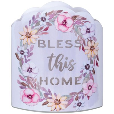 Bless This Home Paper Lantern  -