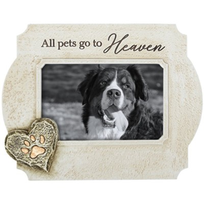 All Pets go to Heaven, Photo Frame  -