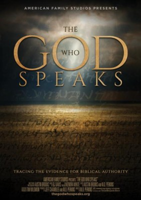 The God Who Speaks  [Streaming Video Purchase] -     By: M.D. Perkins