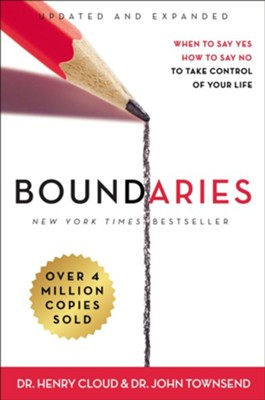 Boundaries: When to Say Yes, How to Say No To Take Control of Your Life - eBook  -     By: Dr. Henry Cloud, Dr. John Townsend