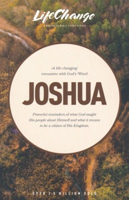 Joshua, LifeChange Bible Study   -     By: Hinckley