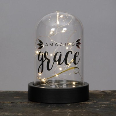 Amazing Grace Dome Lantern  -