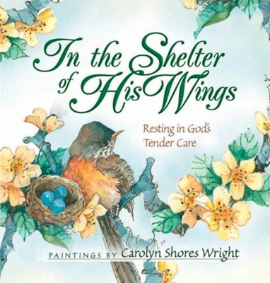 In the Shelter of His Wings: Resting in God's Tender Care  -     By: Carolyn Shores Wright