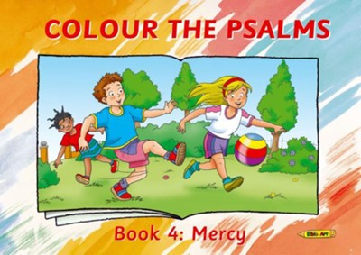 Colour the Psalms Book 4: Mercy  -     By: Carine Mackenzie