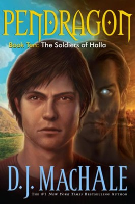 #10: The Soldiers of Halla  -     By: D.J. McHale