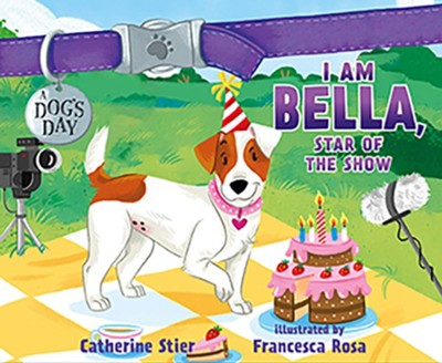 I am Bella, Star of the Show, Unabridged Audiobook on CD  -     Narrated By: Natalie Budig     By: Catherine Stier