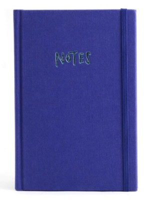 Sermon Notes Journal  -