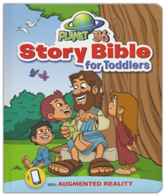 Planet 316 Story Bible for Toddlers  -     By: Planet 316