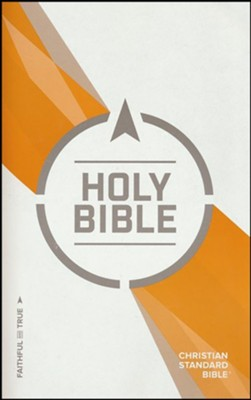 CSB Outreach Bible  -
