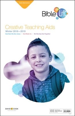 Bible-in-Life: Early Elementary Creative Teaching Aids, Winter 2018-19