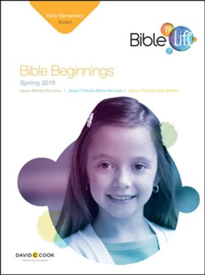 Bible-in-Life: Early Elementary Bible Beginnings Student Book, Spring 2019  -
