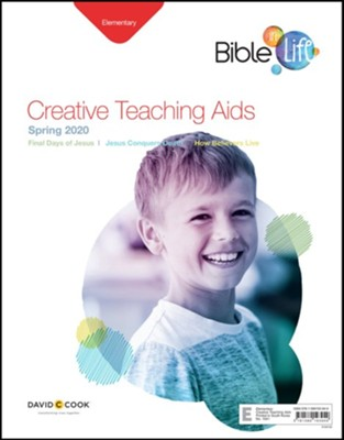 Bible-in-Life: Elementary Creative Teaching Aids, Spring 2020  -