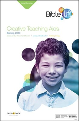 Bible-in-Life: Upper Elementary Creative Teaching Aids, Spring 2019  -
