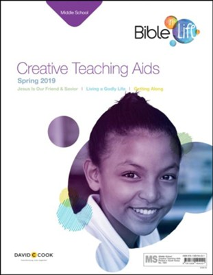 Bible-in-Life: Middle School Creative Teaching Aids, Spring 2019  -