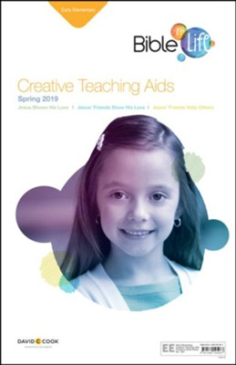 Bible-in-Life: Early Elementary Creative Teaching Aids, Spring 2019  -