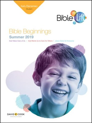 Bible-in-Life: Early Elementary Bible Beginnings (Student Book), Summer 2019  -