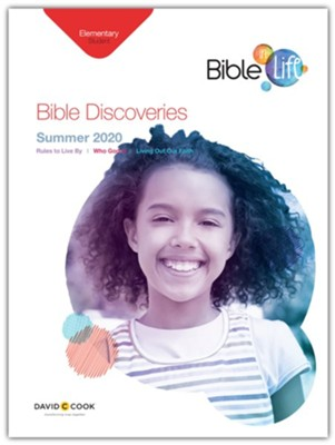 Bible-in-Life: Elementary Bible Discoveries Student Book, Summer 2020  -