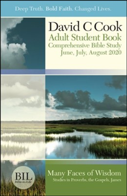 Bible-in-Life: Adult Student Book, Summer 2020  -