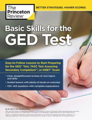 Basic Skills for the GED Test  -     By: Princeton Review