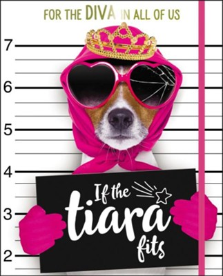 If the Tiara Fits  -     By: Make Believe Ideas