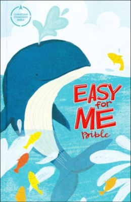CSB Easy for Me Bible for Early Readers, hardcover  -