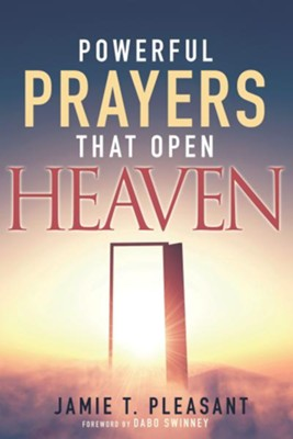Powerful Prayers That Open Heaven - eBook  -     By: Jamie T. Pleasant