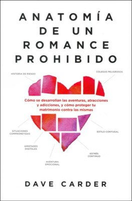 Anatomia de un romance prohibido (The Anatomy of an Affair)  -     By: Dave Carder