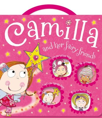 Picture Book Box Set Camilla and Her Friends  -