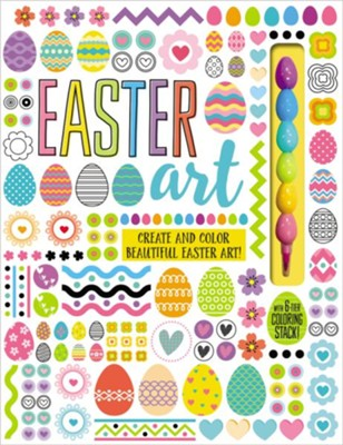 Art Books Easter Art  -