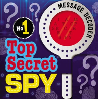Folder No. 1: Top Secret Spy  -
