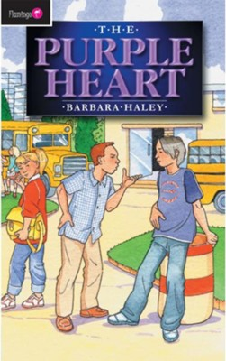 The Purple Heart  -     By: Barbara Haley